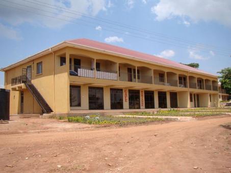 Bau einer Bäckerei mit Ausbildungsmöglichkeit