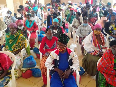 Geschehnisse in Kikondo dieser Tage: Weihnachtsglocken & Hochzeitsglocken