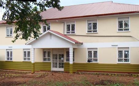 Wir bauen ein zweites Internatsgebäude für die Kinder der Primary School!