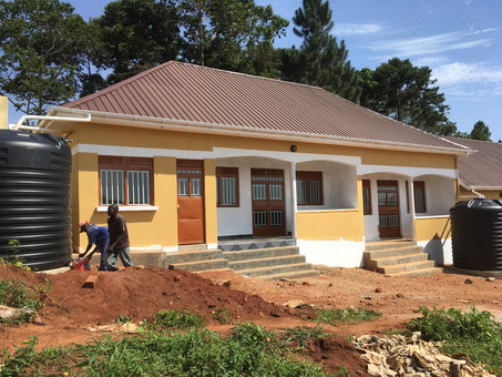 UPDATE: Bauprojekt Berufsschule Gebetsberg
