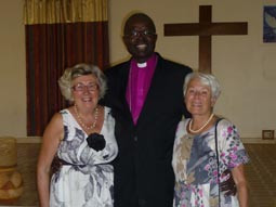 Gottesdienst mit Erzbischof Orombi