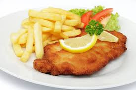 Schnitzel - Essen
