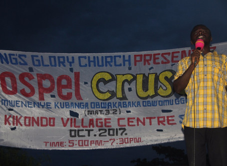 Evangelisationseinsatz in Kikondo