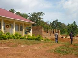 Erweiterung der Volksschule in Tongolo