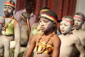Primary School Abschluss Festival - Musik, Tanz und Schauspiel