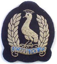 Polizeistation auf dem Gelände von Vision for Africa