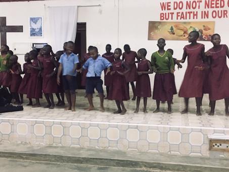 Vision Choir 2020 Kinder Casting hat begonnen