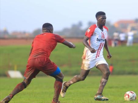 """Vision for Africa Fußball Akademie gewinnt gegen Ugandas Meister """"Express FC"""""""
