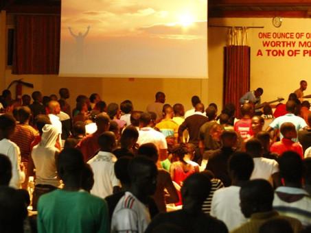 Jugendkonferenz der Klassen S4 und S6, sowie Junior Certificate Klassen