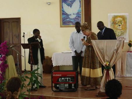 5-jähriges Jubiläum der Glory Church