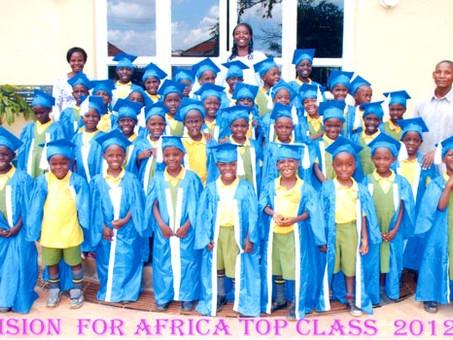 Abschlussfeier im Kindergarten
