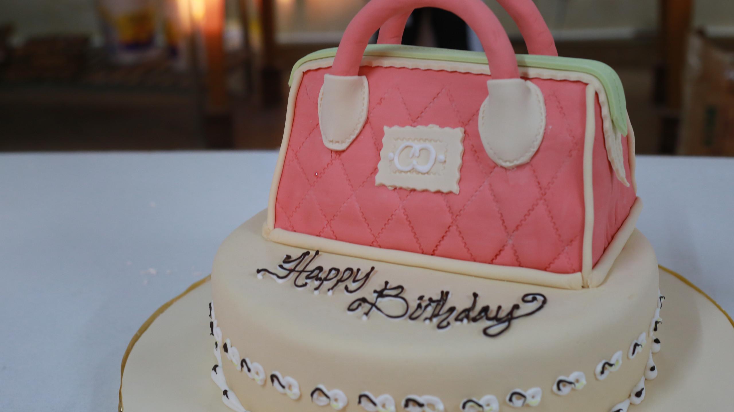 Der Handtaschenkuchen