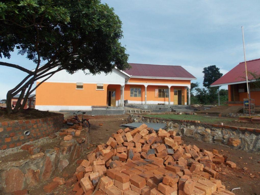 Internatsgebäude