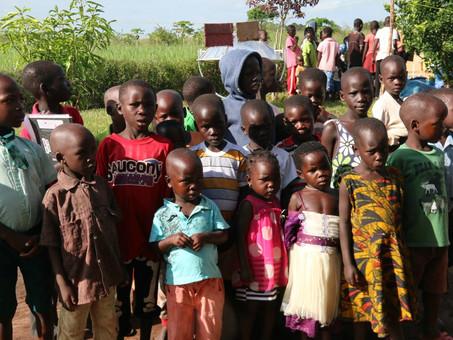 Outreach im Norden Ugandas – November 2015