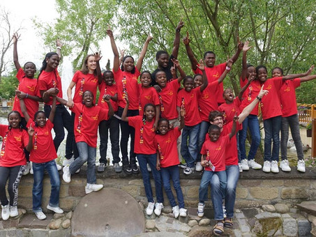 Vision Choir zurück in Uganda