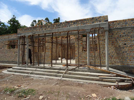 Bau einer Orthopädiewerkstatt