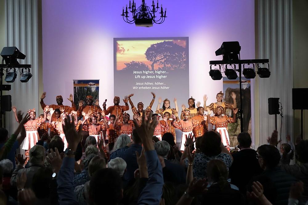 Das war der Vision Choir 2017