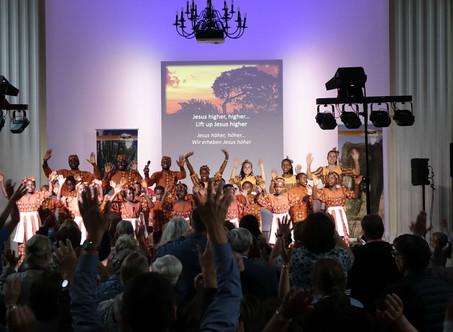 Der Vision Choir kommt wieder!