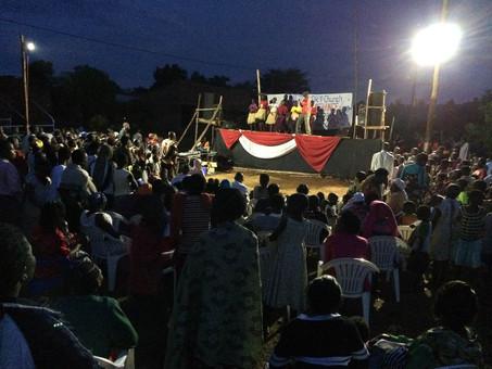 Gospel deliverance crusade Kikondo
