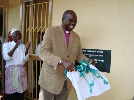 Einweihungsfeier der neuen Gebäude am Land of Hope