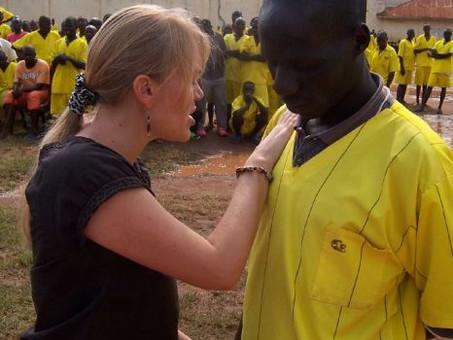 Evangelisation im Hauptgefängnis von Kampala