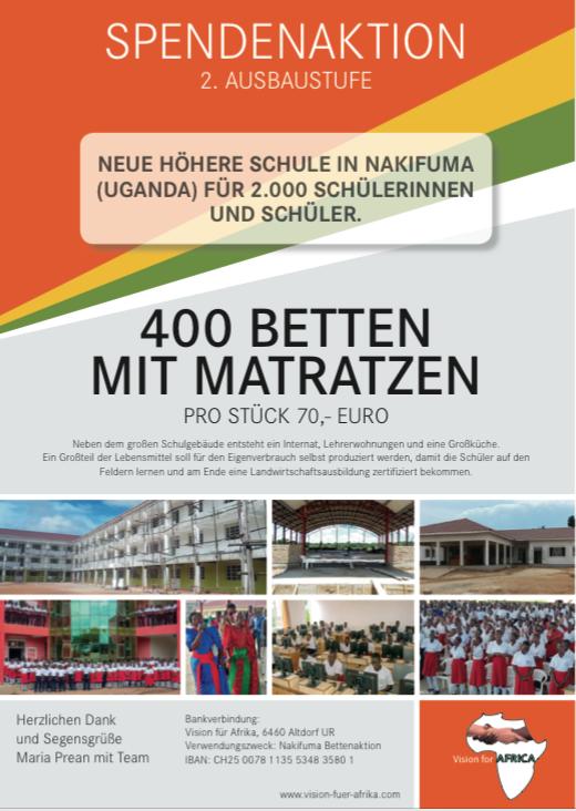 Für die Schweiz - Klicke für das PDF