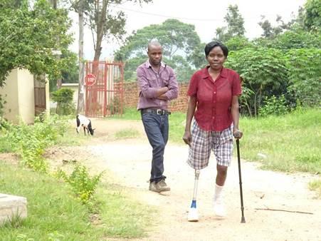 Aktuelle Einblicke in die Arbeit von ProUganda Prothesenwerkstatt