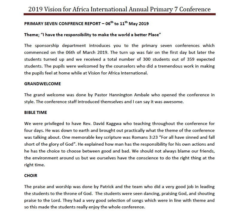 Click for full report PDF