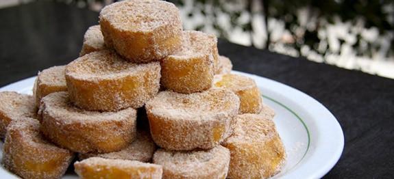 CEIA FIT 6) Sobremesa: Rabanada Diet