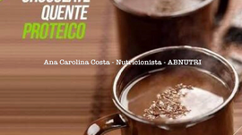 Chocolate Quente Proteico