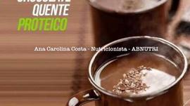 Chocolate Quente Proteico