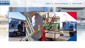 Hercertificering ISO 9001 en VCA voor Condor Transport