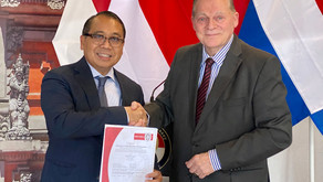 Certificering ISO 9001 Consulaire Services ambassade Indonesië