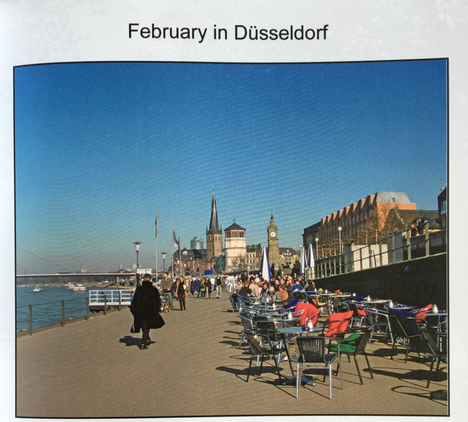 Guten Appetit - A Delicous Journey Through Another Germany, Duesseldorf