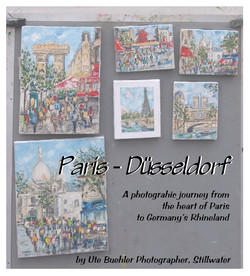A tour from Paris to Duesseldorf in Germany