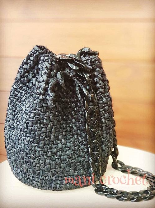 黑色豪華小包_Black luxury bag