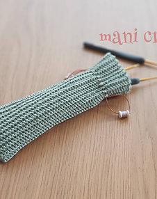 #材料包 / 眼鏡袋 包餐袋 筆袋 鈎針帶