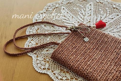 人字針 人字環保袋-Herringbone Eco Bag