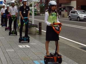 トヨタパーソナルロボット 臨海副都心で1年間の公道実証