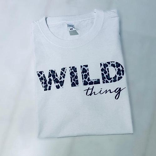 Wild Thing - T shirt