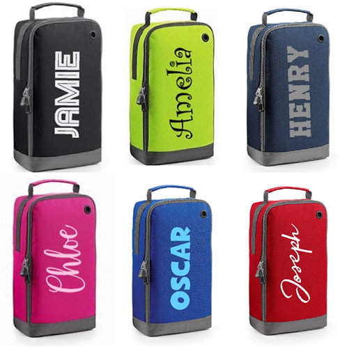 Personalised Boot/shoe/accessory bag - Choose your own design