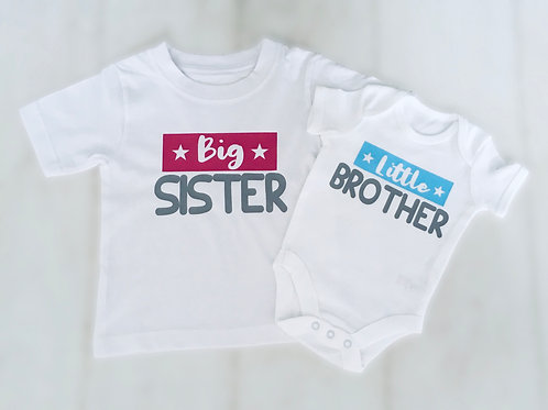 Brother/Sister T-Shirt