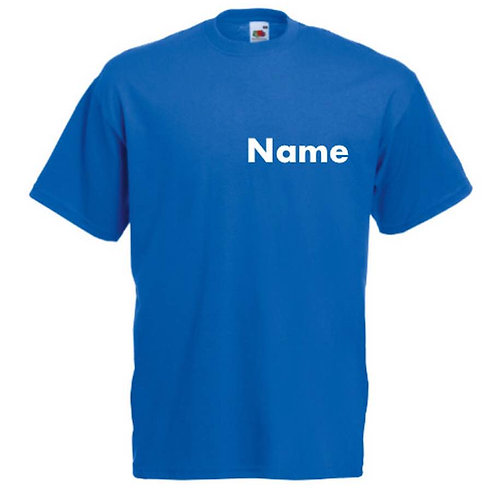 Unisex T-Shirt - Royal Blue