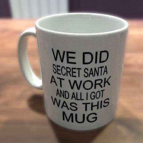 Secret Santa Mug