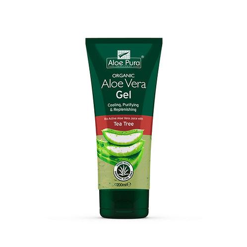 Aloe Vera Gel With Tea Tree