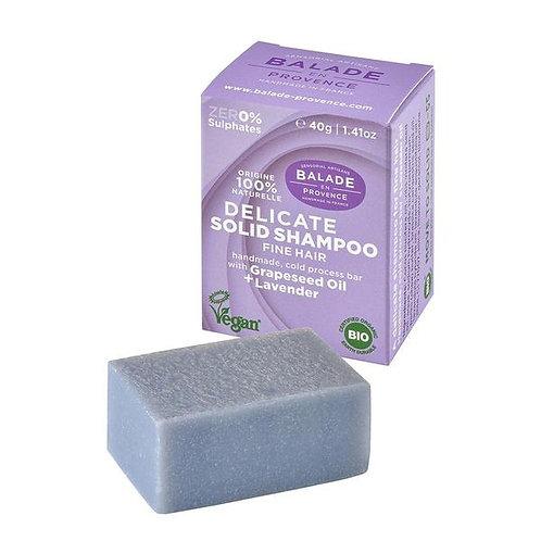 Delicate Solid Shampoo