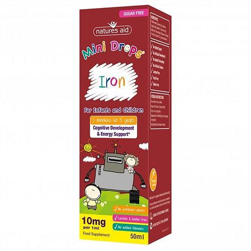 Iron Mini Drops 50ml