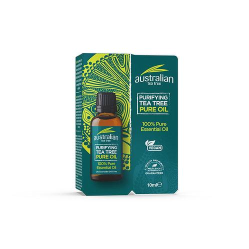 Antiseptic Tea Tree Pure Oil