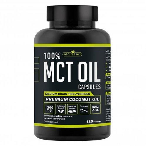 MCT Oil Capsules