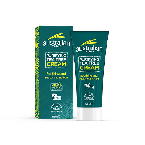 Antiseptic Tea Tree Cream